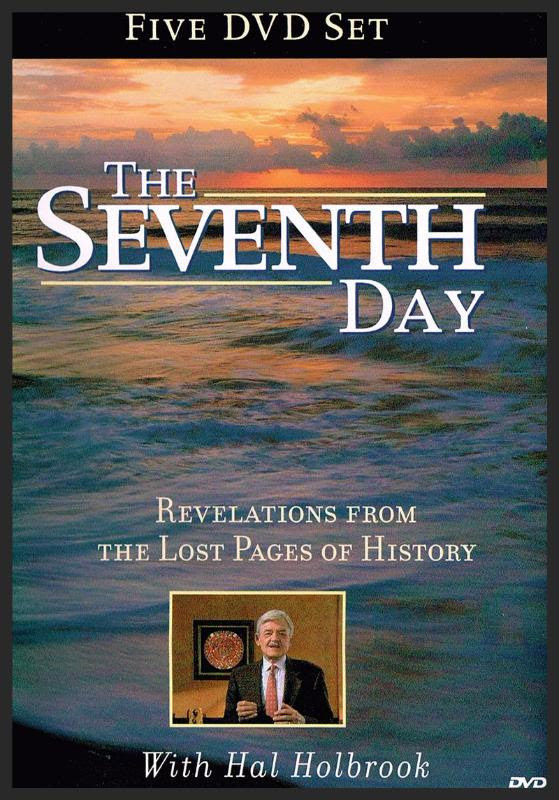 The Seventh Day DVD case