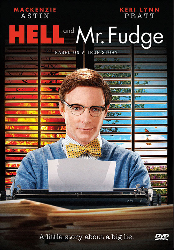 Hell and Mr. Fudge DVD case
